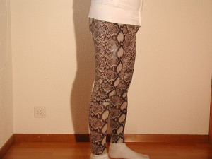 Kismama leggings