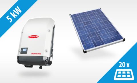 5 kw napelem rendszer árak