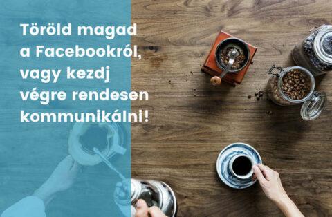 Facebook kommunikáció